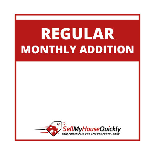 Regular Monthly Addition